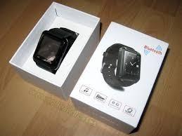 reloj inteligente smartwatch u8 android ios bluetooth