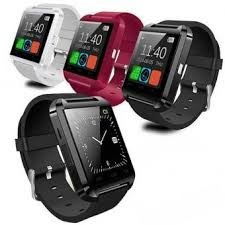 reloj inteligente smartwatch u8 android ios bluetooth