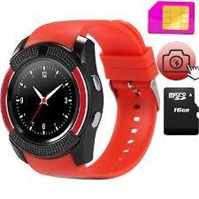 Reloj Inteligente - Smartwatch V8 - Whatsapp, Face Y Más