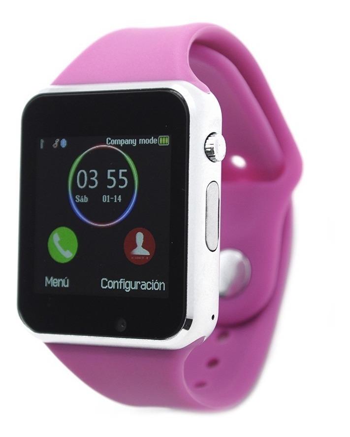 Smartwatch Smart Zoom Q6 Reloj Inteligente Goma Time OPXZkiu