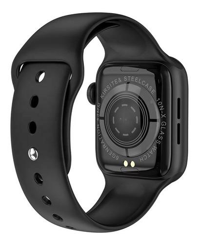 reloj inteligente t500 smartwatch 44mm colores varios