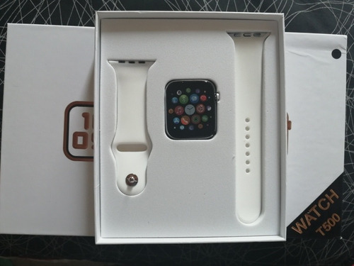reloj inteligente t500 smartwatch