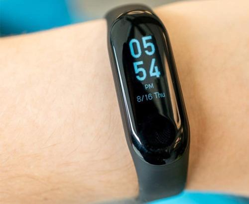 reloj inteligente tipo banda m3 smartwatch pulsera fitness