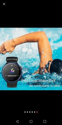 reloj inteligente x2 smart watch fitness multi deportivo