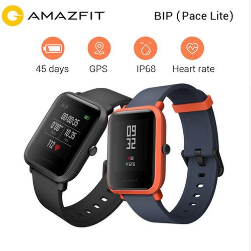 reloj inteligente xiaomi amazfit bip smartwatch