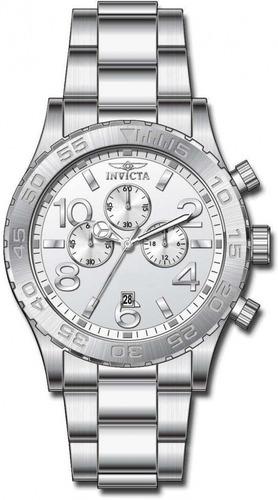 reloj invicta 01269 hombre fecha cronometro 50m sumergible