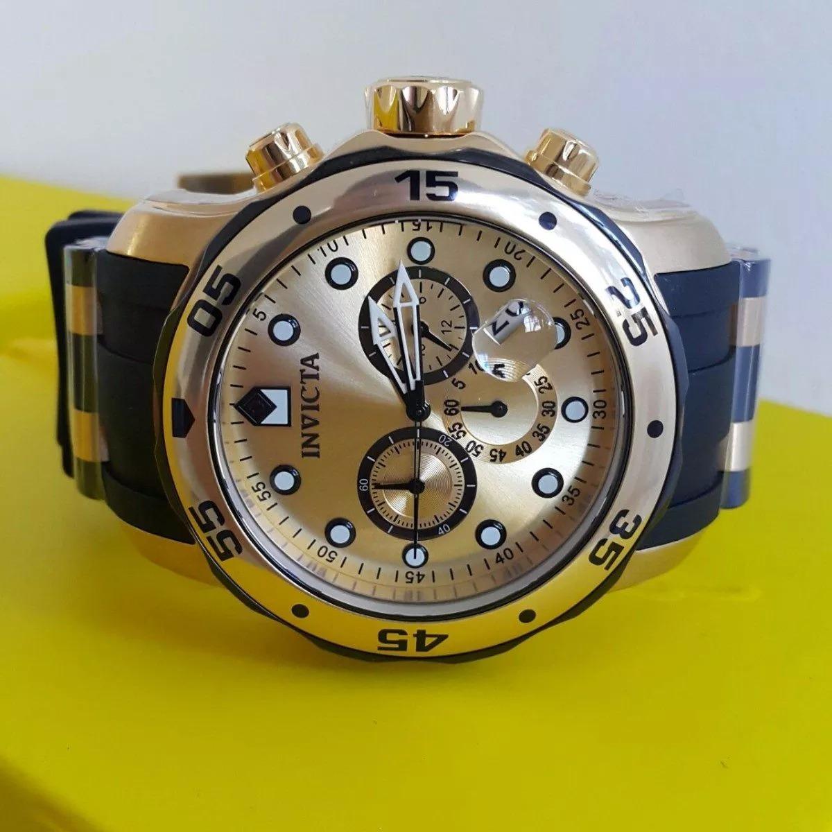 atesorar como una mercancía rara mejor proveedor estilo único Reloj Invicta 17885 Original Para Hombres