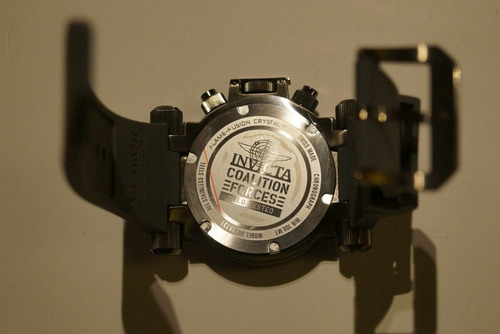 reloj invicta 18731 coalition forces. antes $7900 últ ofert!