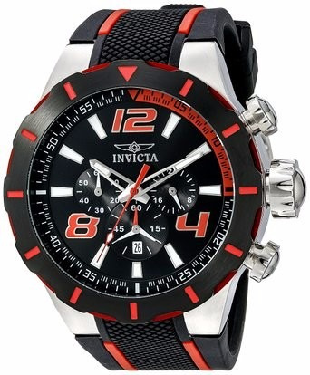 reloj invicta 20105 s1 rally hombre!!! envio gratis!!!