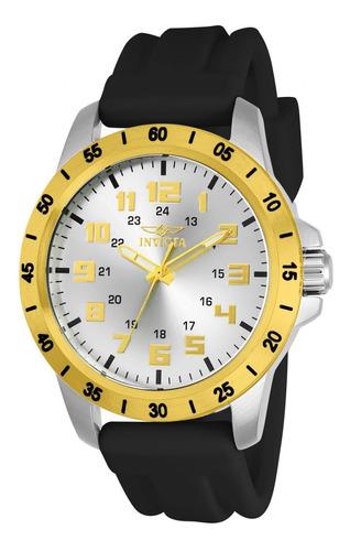 reloj invicta 21839 negro hombres