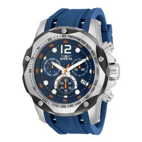 Reloj Invicta 33960 Azul Oscuro Hombres