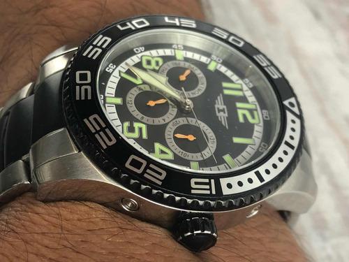 reloj invicta 43658 caballero aviador, por kronocity
