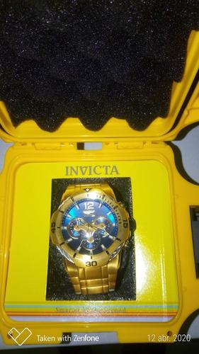 reloj invicta a buen precio