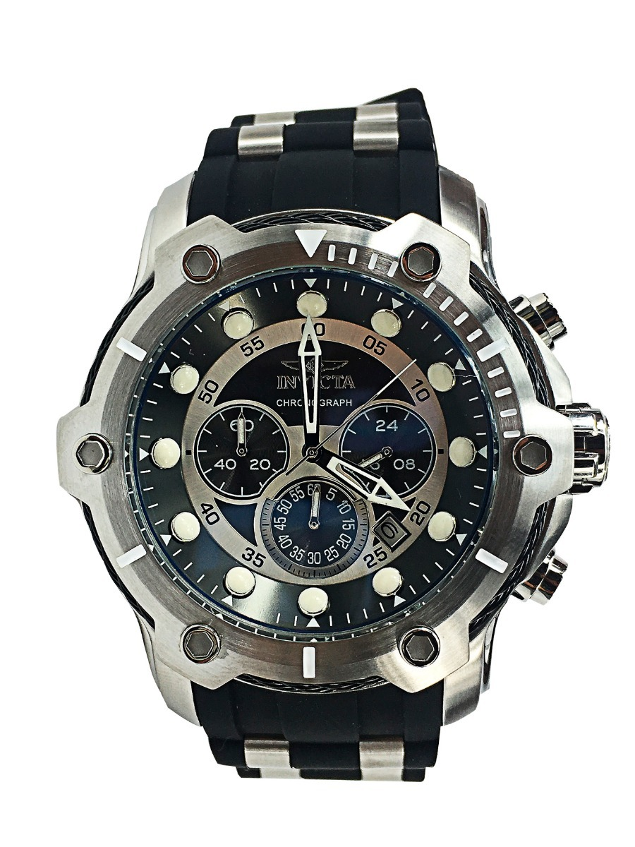 cf569793d reloj invicta bolt chronograph black dial men mod. 26764. Cargando zoom.