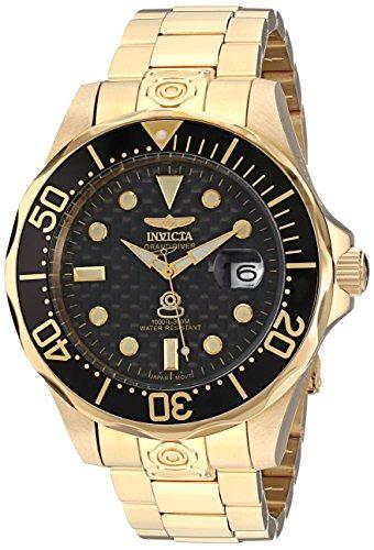 reloj invicta  dorado w54