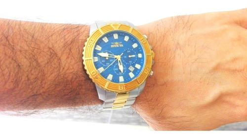 reloj invicta elegante casual original poco uso estado9.5/10