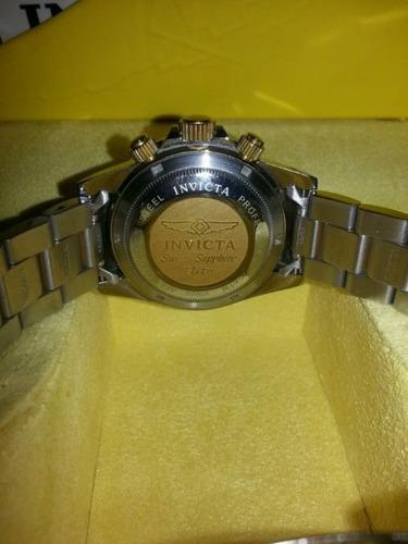 reloj invicta elite suizo