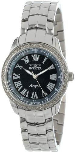 reloj invicta mujer 0611 angel collection diamond