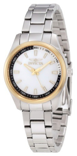 reloj invicta mujer 12831 specialty mother of pearl dial