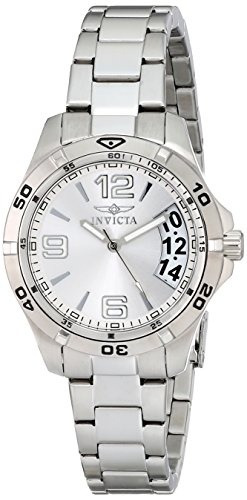 reloj invicta mujer 15118 specialty stainless steel
