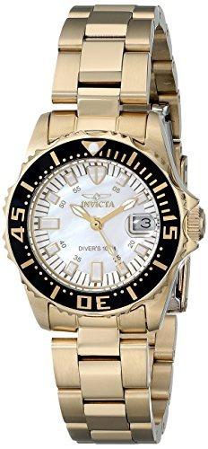reloj invicta mujer 17596 pro diver swiss quartz