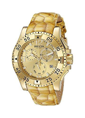 reloj invicta mujer 18321 excursion swiss quartz