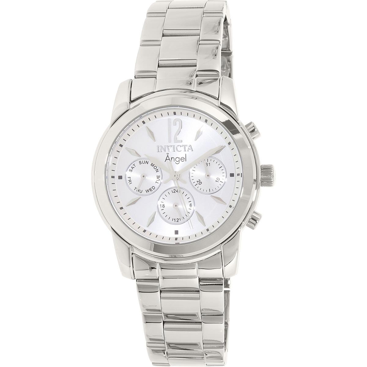 Reloj Invicta Angel 0461 Suizo Acero Inoxidable Para Mujer ... 0c91d7131c77