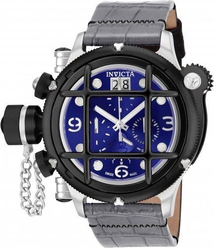 reloj invicta   negro
