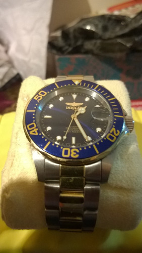 reloj invicta original automatico  , de liquidacion