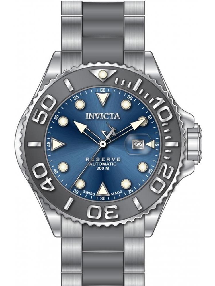 reloj invicta para hombre 22860 grand diver tablero color. Cargando zoom. 76ca8f70a554