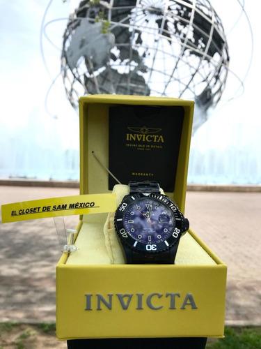 reloj invicta pro diver 23008 acero inoxidable