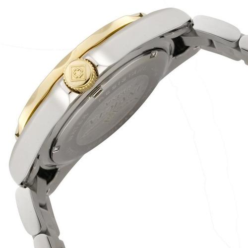 reloj invicta pro diver acero inoxidable, 18k oro 8935