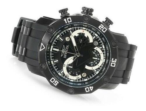 reloj invicta pro diver cronógrafo hombre 50mm 22797