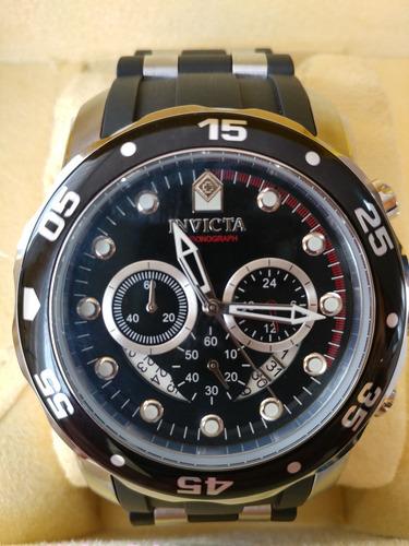 reloj invicta pro diver original