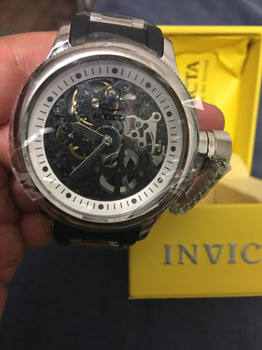reloj invicta russian driver 17263