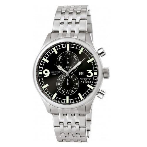 reloj invicta specialty 0365 acero