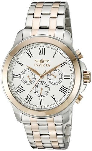 reloj invicta specialty  21660 dos tonos 44mm *jcvboutique*