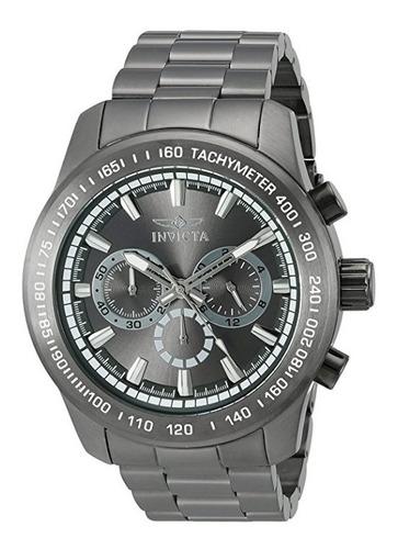 reloj invicta speedway cronógrafo hombre 48mm 21800