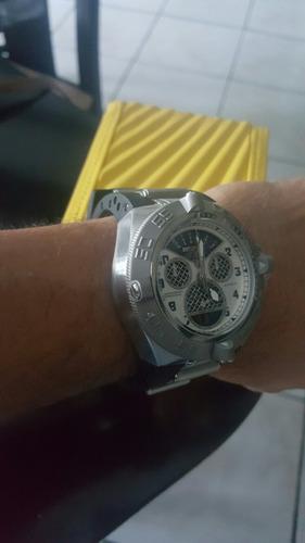 reloj invicta subaqua noma iv original hecho en suiza