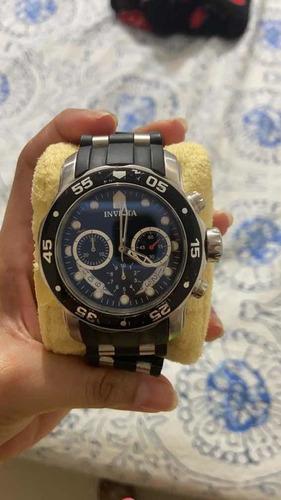 reloj invicta  usado