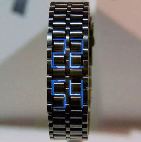 reloj iron samurai