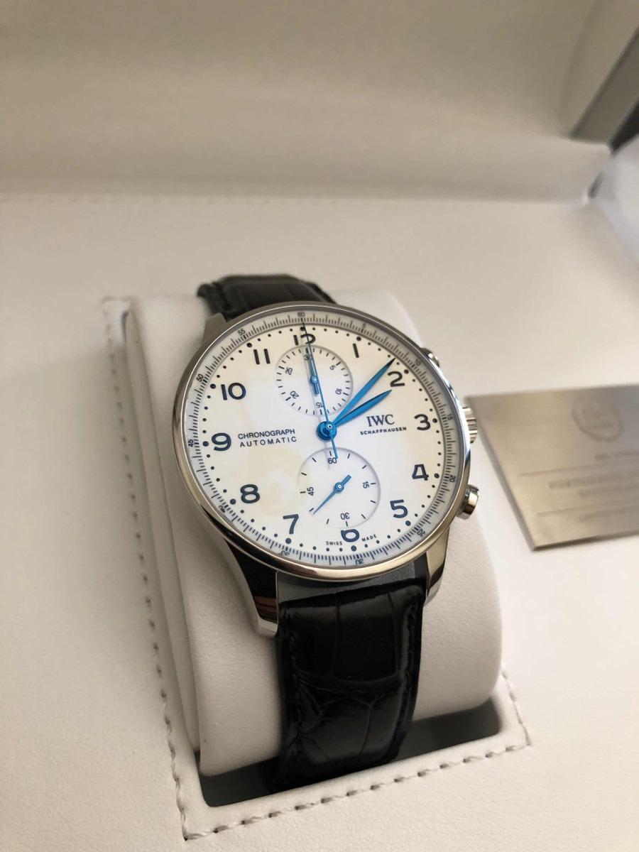 45509f94daea Reloj Iwc Portuguese -   4.900.000 en Mercado Libre