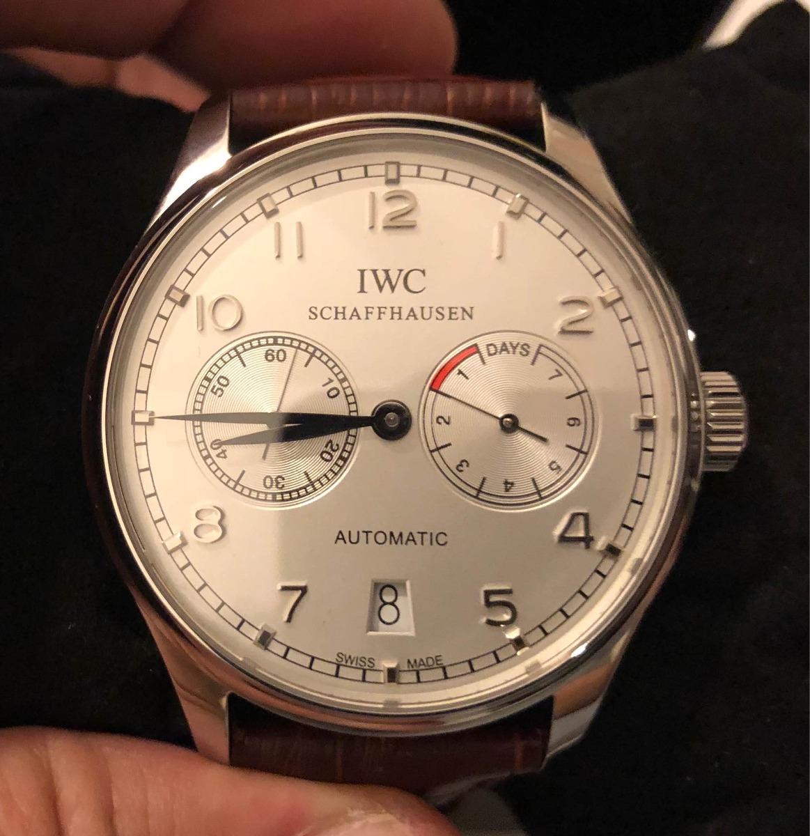 db575c5dd4d3 reloj iwc schaffhausen. Cargando zoom.