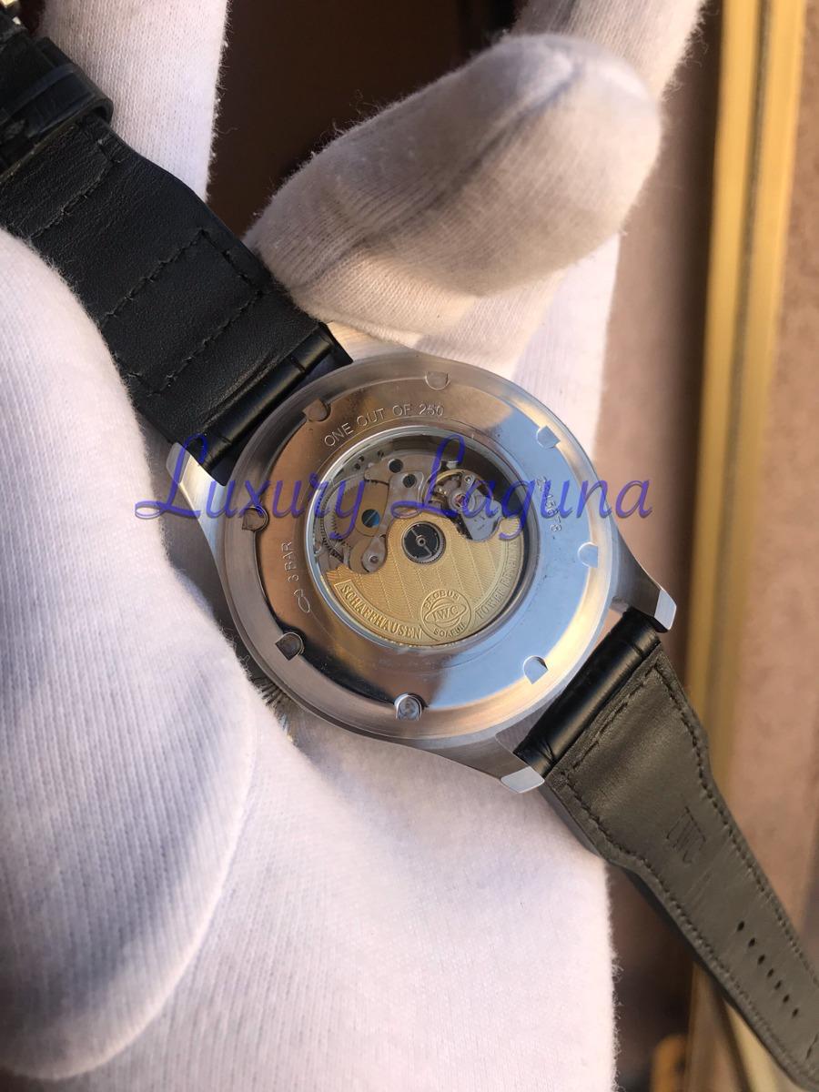 3bacb4088373 reloj iwc schaffhausen black dial automatico. Cargando zoom.