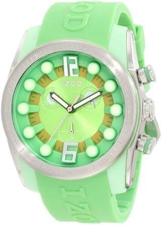 reloj izod verde