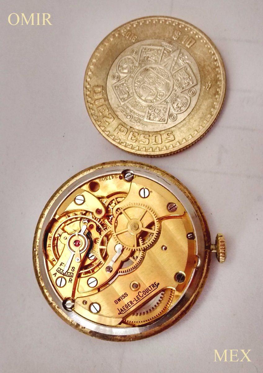 Reloj vintage le coultre