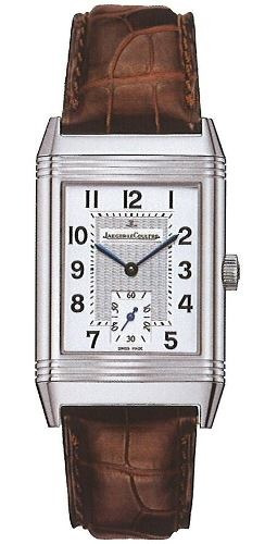 reloj jaeger-lecoultre marròn