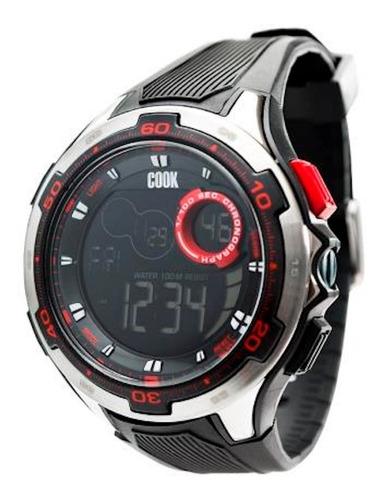 reloj john l cook 9394 digital