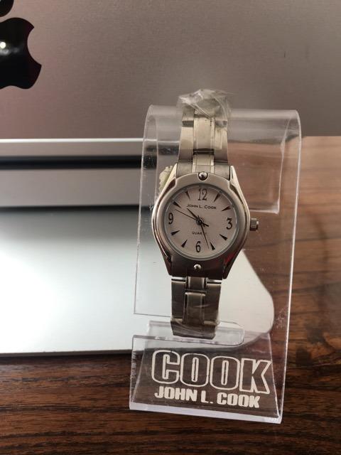 Casual John Mujer Reloj Reloj John LCook lcFK1J