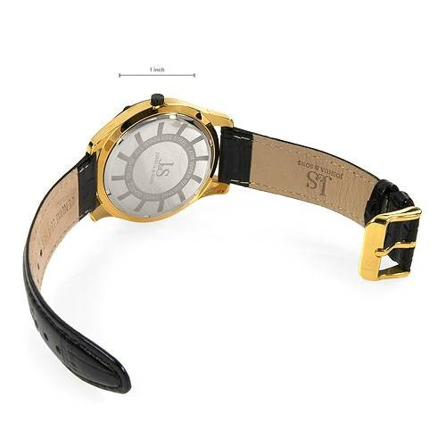 reloj joshua and sons original con diamantes 02231239